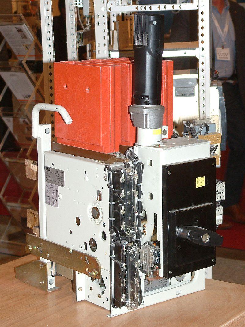 Circuit Breaker Breakers Load Centers Fuses Miniature